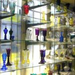 Glass artistry at Sandwich Glass Museum