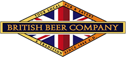 Logo for British Beer Company in Sandwich MA